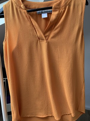 Ashley Brooke Blouse orange clair