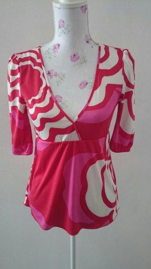 Schöne Bluse von Melrose Gr 36
