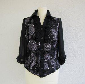 schöne Bluse von Naveed in Gr. M