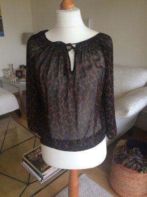 Schöne Bluse von ZARA BASIC Gr. M NEU