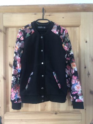Blind Date Bomber Jacket multicolored polyester