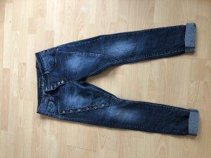 Colloseum Jeans boyfriend multicolore