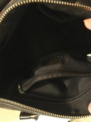 Schöne Braun/schwarze Handtasche