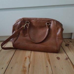Schöne braune Basic Tasche