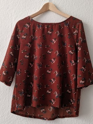 Ycoo Paris Splendor Blouse russet-brown red