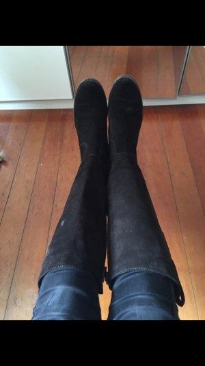 Schöne Braune Stiefel