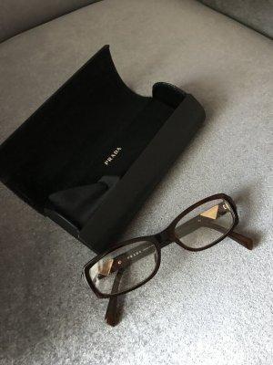 Prada Glasses dark brown-grey brown