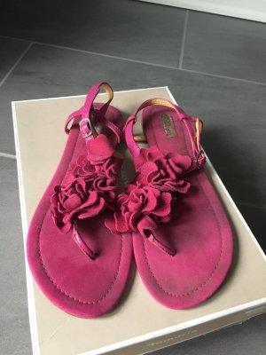 Schöne Buffalo Sandalette pink