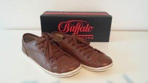 Schöne Buffalo Sneaker Rehbraun