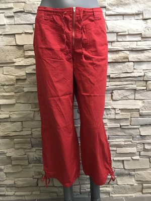 Colours of the World Capris red