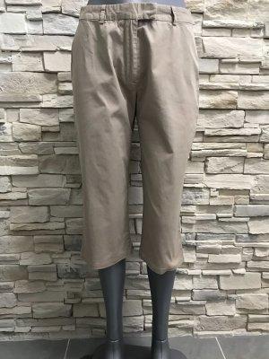 Sisley Pantalone Capri beige