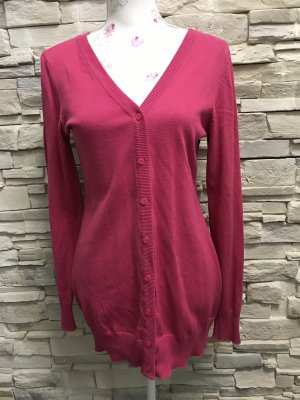 AJC Knitted Sweater raspberry-red