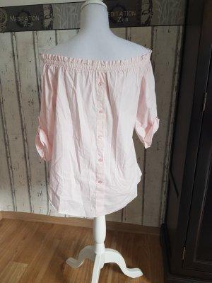Carmen shirt rosé