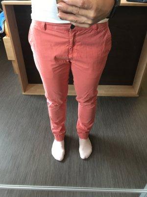 24Colours Pantalon chinos rose