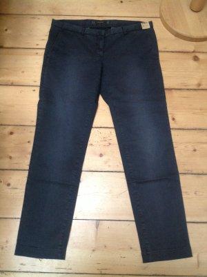 Monocrom Pantalone chino talpa Tessuto misto