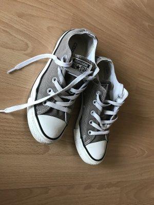 Converse Zapatos brogue gris