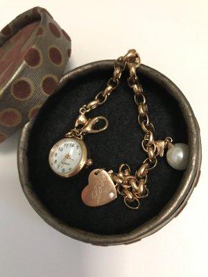 Schöne Damen Armbanduhr von Manguun