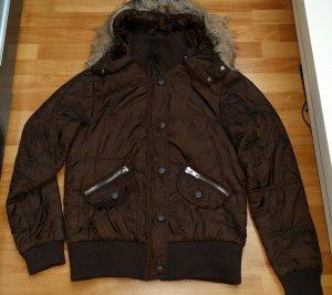 Schöne Damen Jacke/ in braun/ Gr. 38/ S/ John Baner