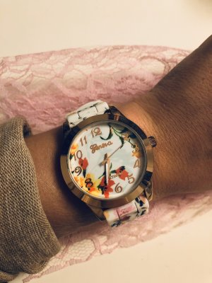 Analog Watch multicolored