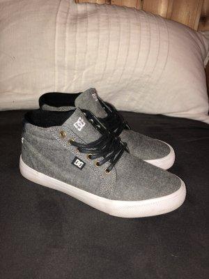 DC Shoes Veterschoenen grijs-zwart