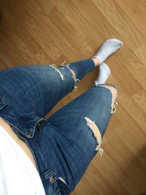 Schöne destroyed Jeans