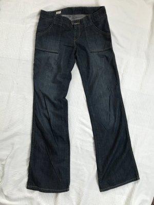 Schöne dunkelblaue Jeans von Pepe, Gr. 28