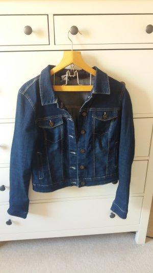 Schöne dunkelblaue Jeansjacke Vero Moda M