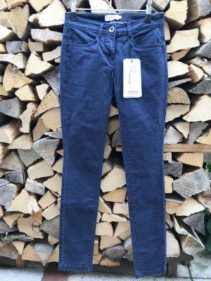 schöne dunkelblaue Stretchhose von Tom Tailor in Gr. 32