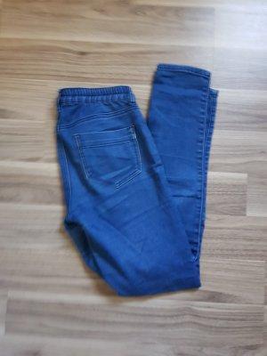 Fishbone Jeggings dark blue