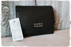 Schöne Echtleder Geldbörse von Esprit