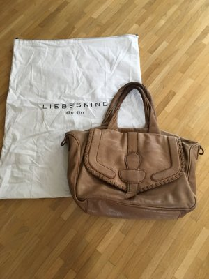 Schöne Echtledertasche