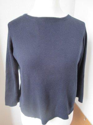 COS Crewneck Sweater brown violet-blue