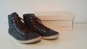 Schöne Esprit Sneaker in Rauchblau