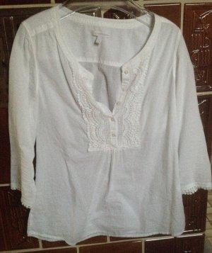 schöne feminine Bluse Gr. 38