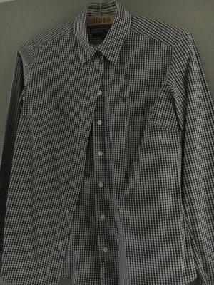 Schöne Gant Langarm Bluse Top !