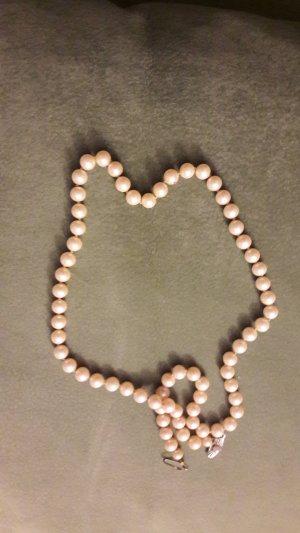 Collana di perle multicolore Materiale sintetico