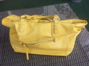 Schöne, gelbe Umhängetasche von H&M
