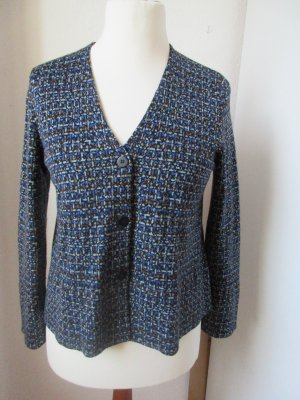 COS Cardigan multicolored wool