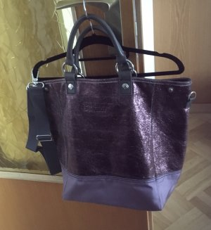 George Gina & Lucy Handbag purple-grey violet
