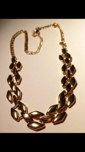 Schöne goldene Gliederkette