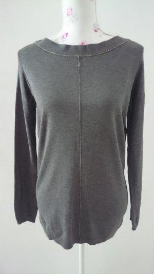 Schöne Grau Pullover von Gina Benotti Gr 36-38