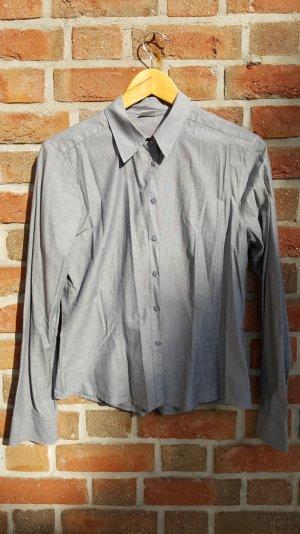 Schöne graue- Basic- Bluse