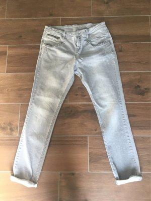 Schöne graue Boyfriend Jeans von s'Oliver W:40 L:34 (eher 42/44)
