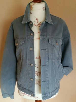 Schöne graue Tom Tailor Jeansjacke