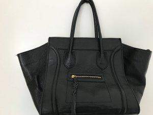 Schöne große Leder Tasche