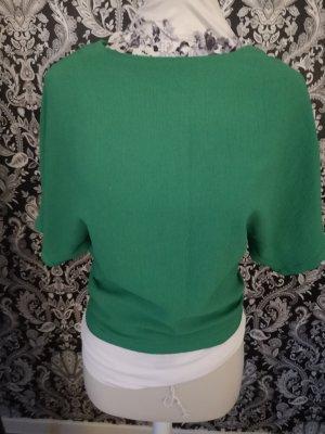 Schöne Grüne Bluse von Zara