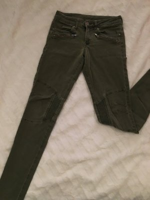 Schöne Grüne Jeanshose