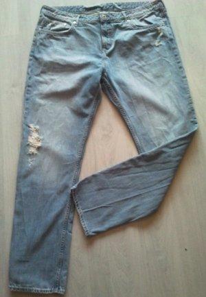 ❤ Schöne H&M Boyfriend Slim Jeans Gr. 36 / 34 ❤