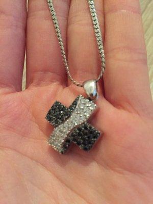 Silver Chain silver-colored-anthracite