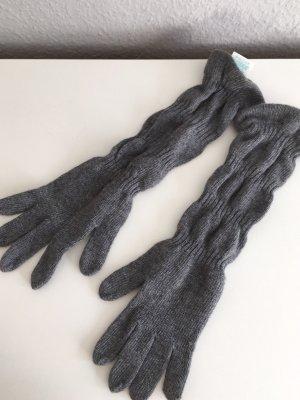 El Corte Ingles Gants en tricot gris
